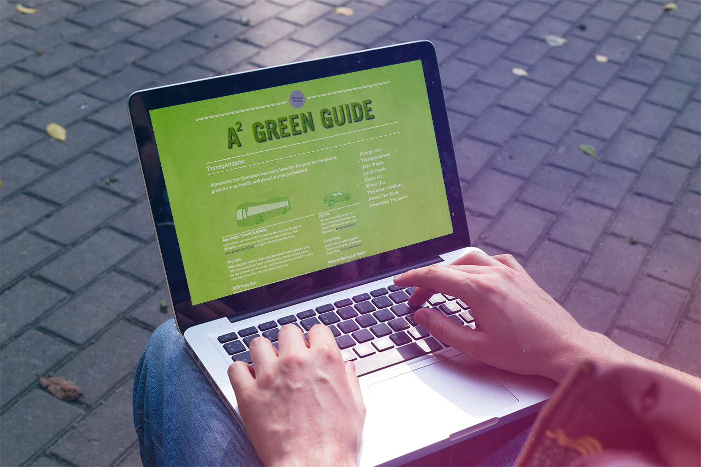 A2 Green Guide Site