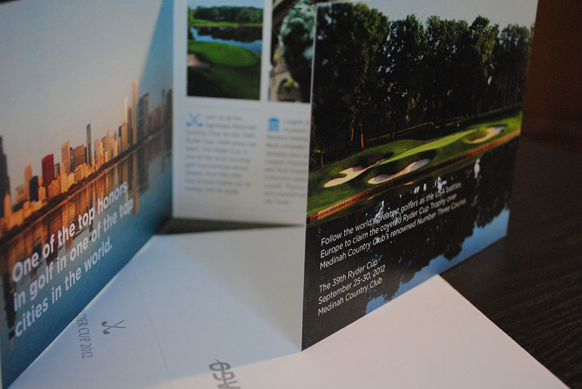 Ryder Cup Invitation